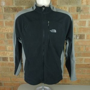 The North Face Tka 100 Full Zip Fleece Jacket